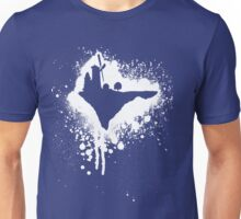 Flying windmill Unisex T-Shirt