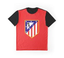 Atletico Madrid The Best Team  Graphic T-Shirt
