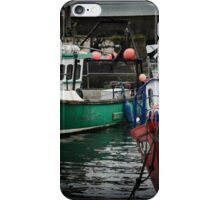 Cobh harbour southern ireland iPhone Case/Skin