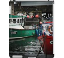 Cobh harbour southern ireland iPad Case/Skin