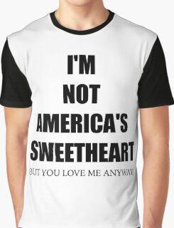 America's Sweetheart (2) Graphic T-Shirt