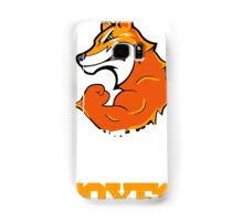 Don't mess with the Foxes Samsung Galaxy Case/Skin