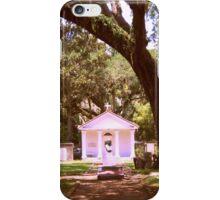 Bayou Cemetery iPhone Case/Skin