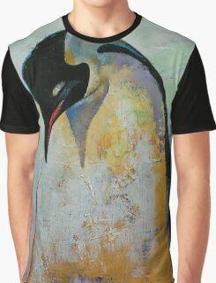 Emperor Penguin Graphic T-Shirt