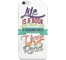 Infernal devices quote iPhone Case/Skin