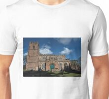 St Botolph's Church, Rugby, Warwickshire Unisex T-Shirt