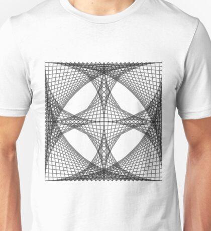 Web pattern Unisex T-Shirt