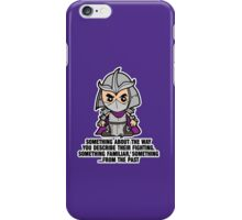 Lil Shredder iPhone Case/Skin