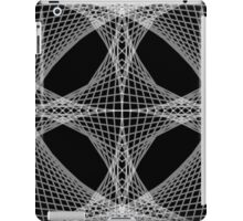Web pattern iPad Case/Skin