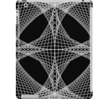 Web pattern iPad Case/Skin