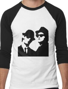 blues brothers Men's Baseball ¾ T-Shirt