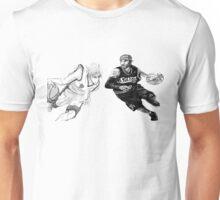 Allen Iverson & Taiga Kagami  Unisex T-Shirt