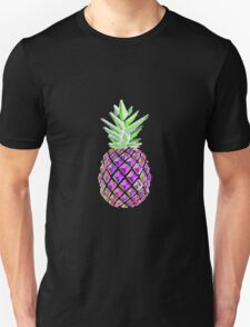 Psychedelic Pineapple Unisex T-Shirt