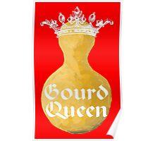 Gourd Queen Poster