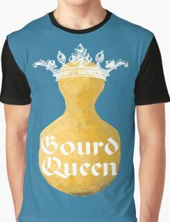 Gourd Queen Graphic T-Shirt
