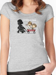 Wagon Ride Women's Fitted Scoop T-Shirt