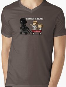 Wagon Ride Mens V-Neck T-Shirt