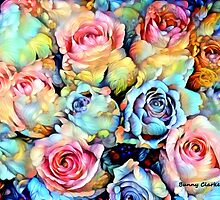 For Love of Roses by Bunny Clarke