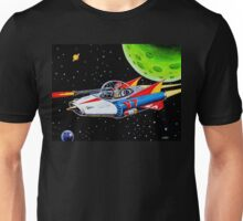 V-7 SPACE SHIP Unisex T-Shirt