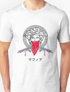MAFIA VERSACE [vaporwave] Unisex T-Shirt
