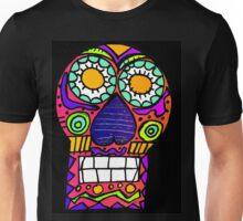 Dia de los Muertos , Day of the Dead - Sugar Skull b Unisex T-Shirt