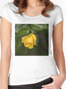 Even the Gloomiest Day Brings Beauty and Joy Women's Fitted Scoop T-Shirt