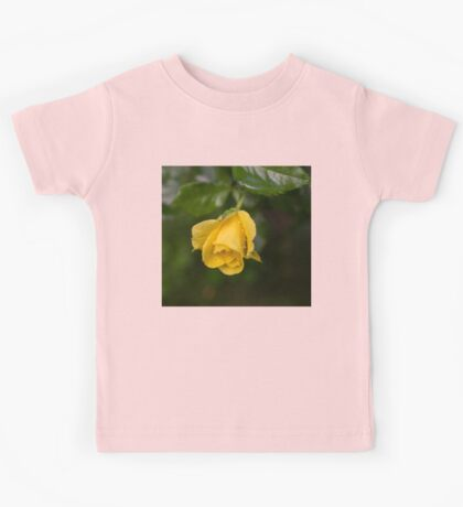 Even the Gloomiest Day Brings Beauty and Joy Kids Tee