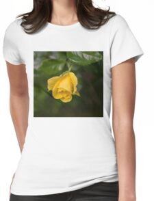 Even the Gloomiest Day Brings Beauty and Joy Womens Fitted T-Shirt