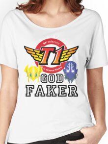 Faker Women's Relaxed Fit T-Shirt