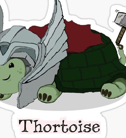Thortoise Sticker