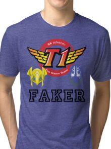 Faker v2 Tri-blend T-Shirt