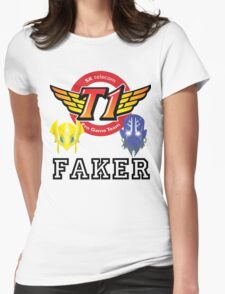 Faker v2 Womens Fitted T-Shirt