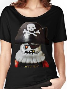 Lego Zombie Pirate minifigure Women's Relaxed Fit T-Shirt