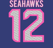Seahawks 12 Womens Fitted T-Shirt