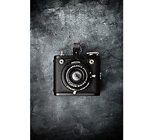 Old Box Film Camera Photographic Print