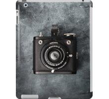 Old Box Film Camera iPad Case/Skin