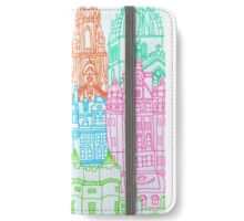 Edinburgh Landscape Study  iPhone Wallet/Case/Skin