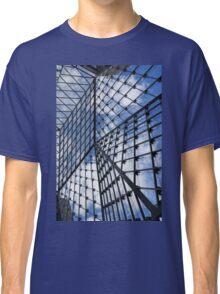 Geometric Sky - Fabulous Modern Architecture in London, UK - Vertical Classic T-Shirt