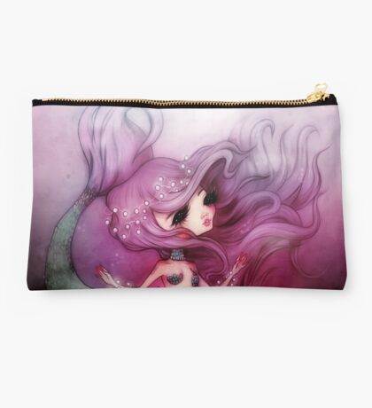 Mermaid Princess Studio Pouch
