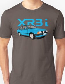 Ford Escort XR3i hot hatch, blue T-Shirt