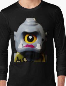 Lego Lady Cyclops minifigure Long Sleeve T-Shirt