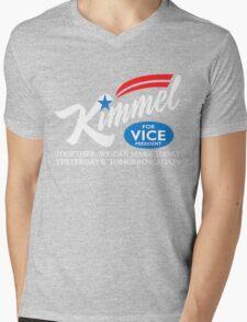 Jimmy Kimmel for VP Mens V-Neck T-Shirt