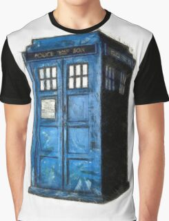 Time And Relative Dimension In Space Graphic T-Shirt