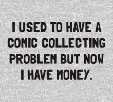 Money Comic Collecting Problem Baby Tee