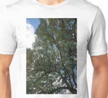 The Intricate Natural Canopy - Vertical Unisex T-Shirt