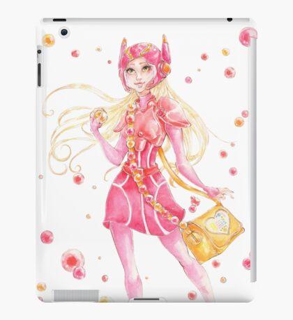 Honey Lemon Watercolor (No BG) iPad Case/Skin