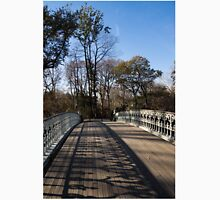 Central Park Bridge Shadows Unisex T-Shirt