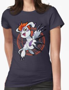 GOMAMON Womens Fitted T-Shirt