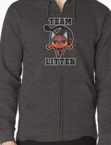 Team Litten Zipped Hoodie
