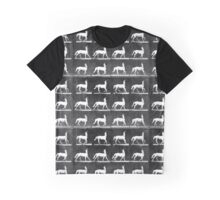 A Study of the Movement of Centaurs (Canter). Graphic T-Shirt